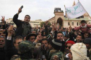 Huelga y manifestación el 6 de febrero de los funcionarios públicos marroquíes, impulsada por el sindicalismo democrático