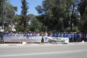 Éxito de las huelga de lxs trabajadorxs de los fosfatos en Khouribga (Marruecos)