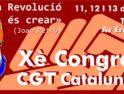 [Vídeo] X Congreso de la CGT de Catalunya – Mataró 11-4-2014