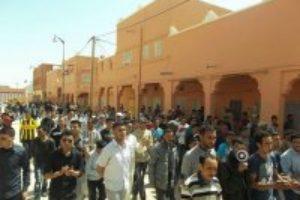 Luchas autoorganizadas en Marruecos: Beni Tadjit y Tánger