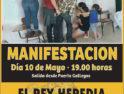 CGT llama a la solidaridad y apoyo al Centro Social Ocupado Rey Heredia en Córdoba