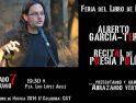 Recital de poesía política en Huesca