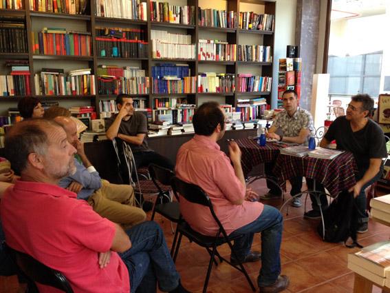 La CGT de Úbeda lleva a cabo la presentación de Libre Pensamiento