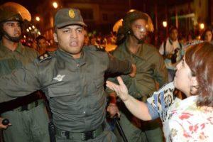CGT denuncia el aumento de la represión en Marruecos y la detención de Boubker Khamlichi
