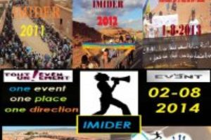 Tres años de lucha de la población de Imider (Marruecos)