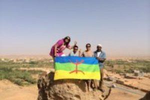 Cerco del estado marroquí a la población de Imider