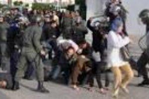 Escalada represiva en Marruecos sobre lxs defensores de los derechos humanos