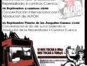 23-S: Concentración en Cuenca por la absolución de las represaliadas de Cuatro Caminos