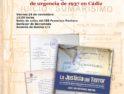 14-N: Presentación del libro «La Justicia del Terror»