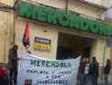 7-F: nueva movilización de CGT contra Mercadona