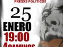 25-E: Manifestación contra la Ley Mordaza en Cuatro Caminos, Cuenca