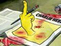 Repudiamos los asesinatos cometidos en el local de Charlie-Hebdo y defendemos la libertad de expresión
