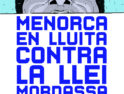 10-E: Menorca en lucha contra la Ley Mordaza