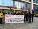 La Justicia cita a declarar a dos directivos de Correos de Zaragoza por un posible delito contra los derechos de las y los trabajadores