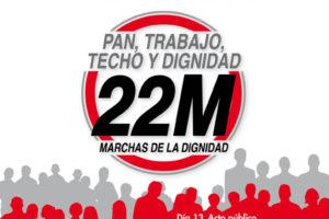 Marzo en lucha en Zamora