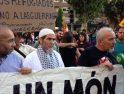 [Fotos] Manifestación solidaria con los refugiados en Castelló