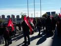 [Fotos] Concentracion solidaria contra los despidos de Comfica