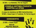 No a la OTAN, No a la Guerra. País Valencià por la paz