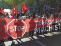[Fotos] 7-N: Manifestación contra las violencias machistas