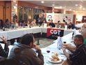CGT/LKN-Nafarroa se despide de Manuel Velasco tras dos décadas al frente del sindicato
