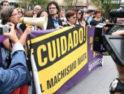 14-e Alicante: Concentración urgente convocada por la Plataforma Feminista