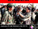 25-F:  Charla debate sobre la lucha de la mujer kurda en el Ateneo Libertario «La Idea»