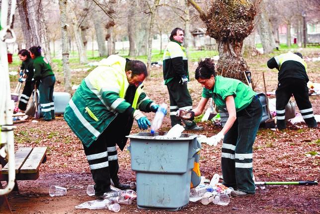 Imposible la paz en Servicios Semat, S.A., empresa actual concesionaria del servicio público de limpieza viaria y recogida de basura de la capital