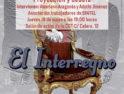 Burgos 19 de mayo, presentación del documental «El interregno»