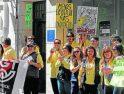 Huelga indefinida Correos Algeciras
