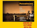 20-O: Presentación revista Libre Pensamiento «Dossier Refugiad@s»