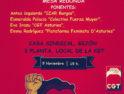 9-N: Lucha Feminista en CGT – Mesa redonda