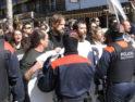 20-E: Concentración solidaria con las antifascistas penedesencas