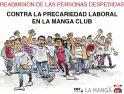 UGT y CSIF traicionan al personal despedido de La Manga Club firmando un acuerdo de paz social que no incluye la readmisión