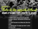 Presentación de la Mostra del Llibre Anarquista d'Alacant