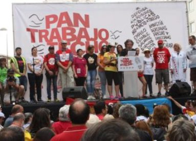 Discurso de las Marchas de la Dignidad en Madrid 27-5-17 #ALaCalle27M