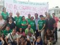 CGT participa en el encierro en defensa del colegio público La Institución de Cádiz y exige que no cierre ninguna unidad