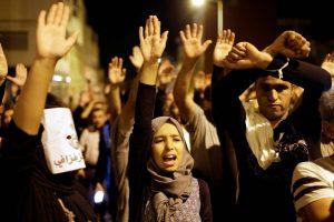 En las montañas del Rif (Marruecos) la lucha continúa