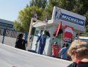 Grave accidente laboral en Michelin de Aranda de Duero