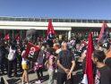 Huelga en Ferrovial y concentración en la estación de Atocha