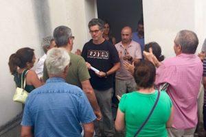 Ecologistas en Acción denuncia el montaje para detener a un activista ambiental