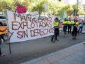 Concentraciones del 26 de septiembre de las y los trabajadores de maniobras de mercancías