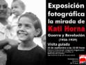 Visita guiada a la exposición «La Mirada de Kati Horna: Guerra y Revolución (1936-1939)
