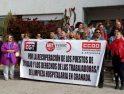 CGT consigue mejoras laborales en el convenio de limpieza hospitalaria de Motril
