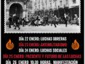 Jornadas «Porque Fuimos Somos, Historia de las Luchas en Valladolid»