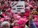Comunicado de la Mujeres de CGT por el I Aniversario de la Marcha de Mujeres a Washington