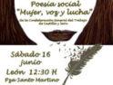 II Certamen de Poesía: «Mujer, Voz y Lucha» de la Confederación General del Trabajo de Castilla y León (CGT). Plazo 22 de abril