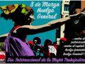 8 de marzo Huelga General Feminista de 24 horas: CGT espacio lúdico y de cuidados