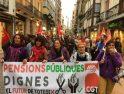 [Fotos] Castelló se manifiesta por las pensiones dignas