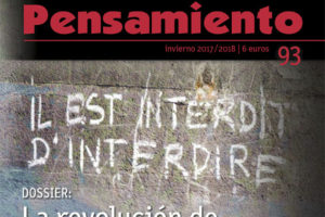Libre Pensamiento nº 93 – Invierno 2017