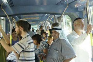 Empresas subsidiarias de la RATP, la SNCF, y la Caja de depósitos construyen el tranvía de Jerusalén